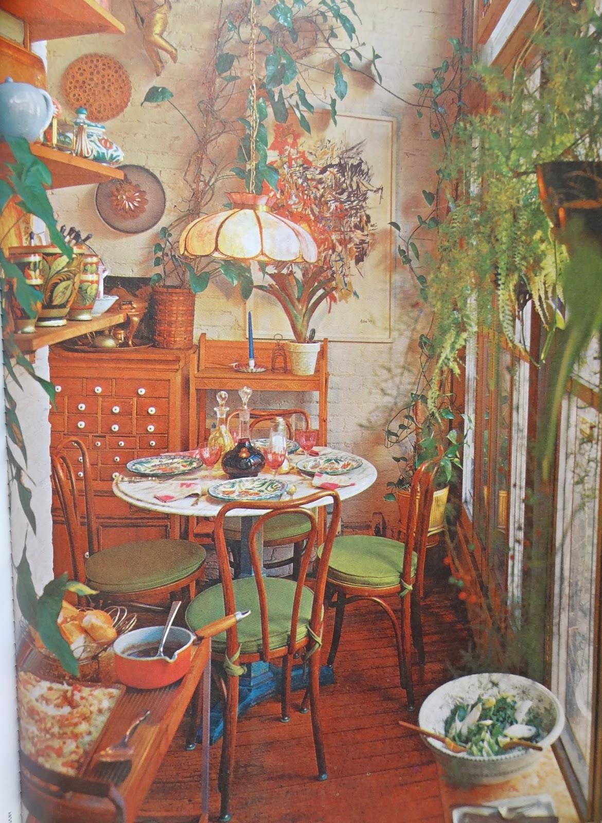 GYPSY YAYA Lovin 70s Design House  Gardens Complete