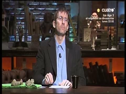 """Secreto de Estado: DAVID PARCERISA EN """"CUARTO MILENIO"""""""