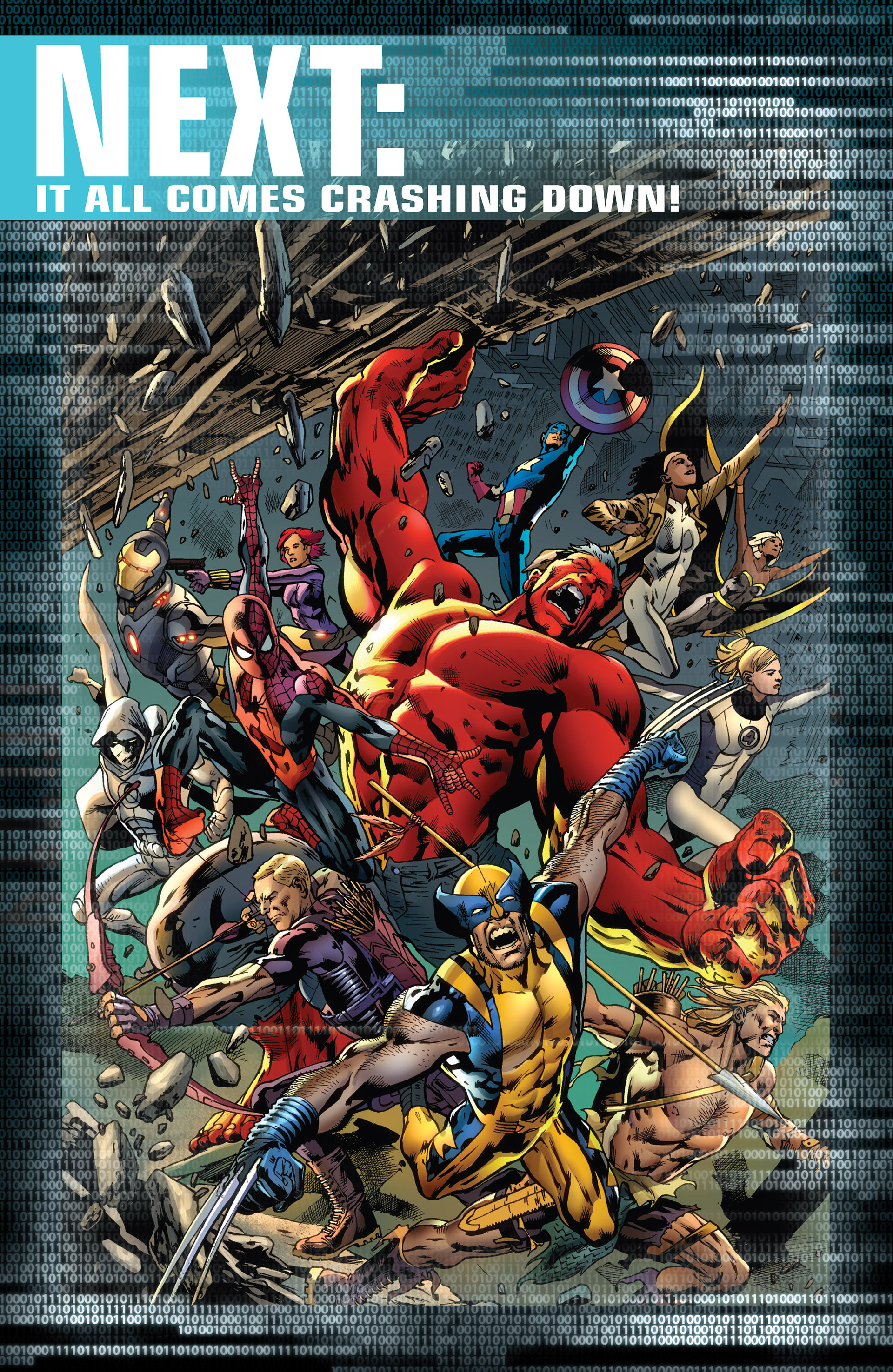 Read online Age of Ultron comic -  Issue #4 - 23