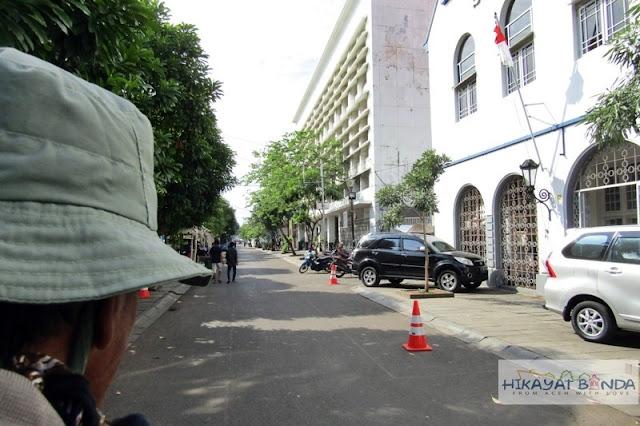 Keliling Kota Tua Jakarta