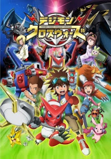Digimon Xros Wars Episode 01-54 [END] MP4 Subtitle Indonesia