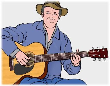 ウッディ・ガスリー(Woody Guthrie)