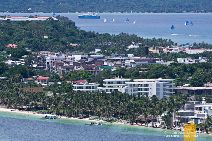 Mount Luho View Deck Boracay Bulabog Beach