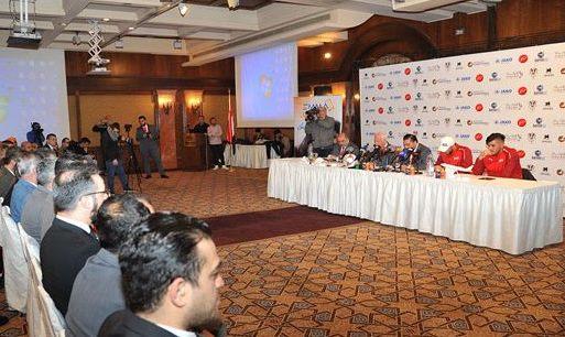 إعلان القائمة النهائية لمنتخب سورية المشارك في نهائيات آسيا