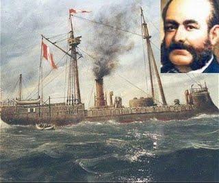 Combate de Angamos (08 de Octubre 1879)