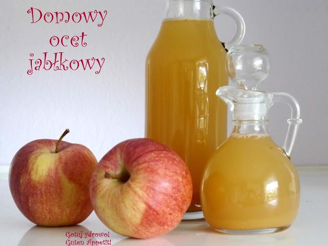 Domowy ocet jabłkowy - niezawodny przepis - Czytaj więcej »