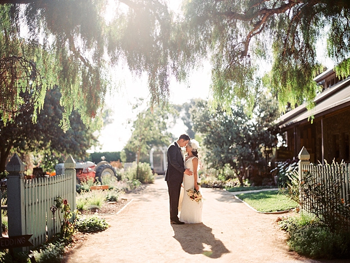 A Charming Maravilla Gardens Wedding