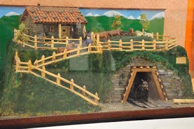 XI Exposición de Coleccionismo Minero de Grucomi en Arnao