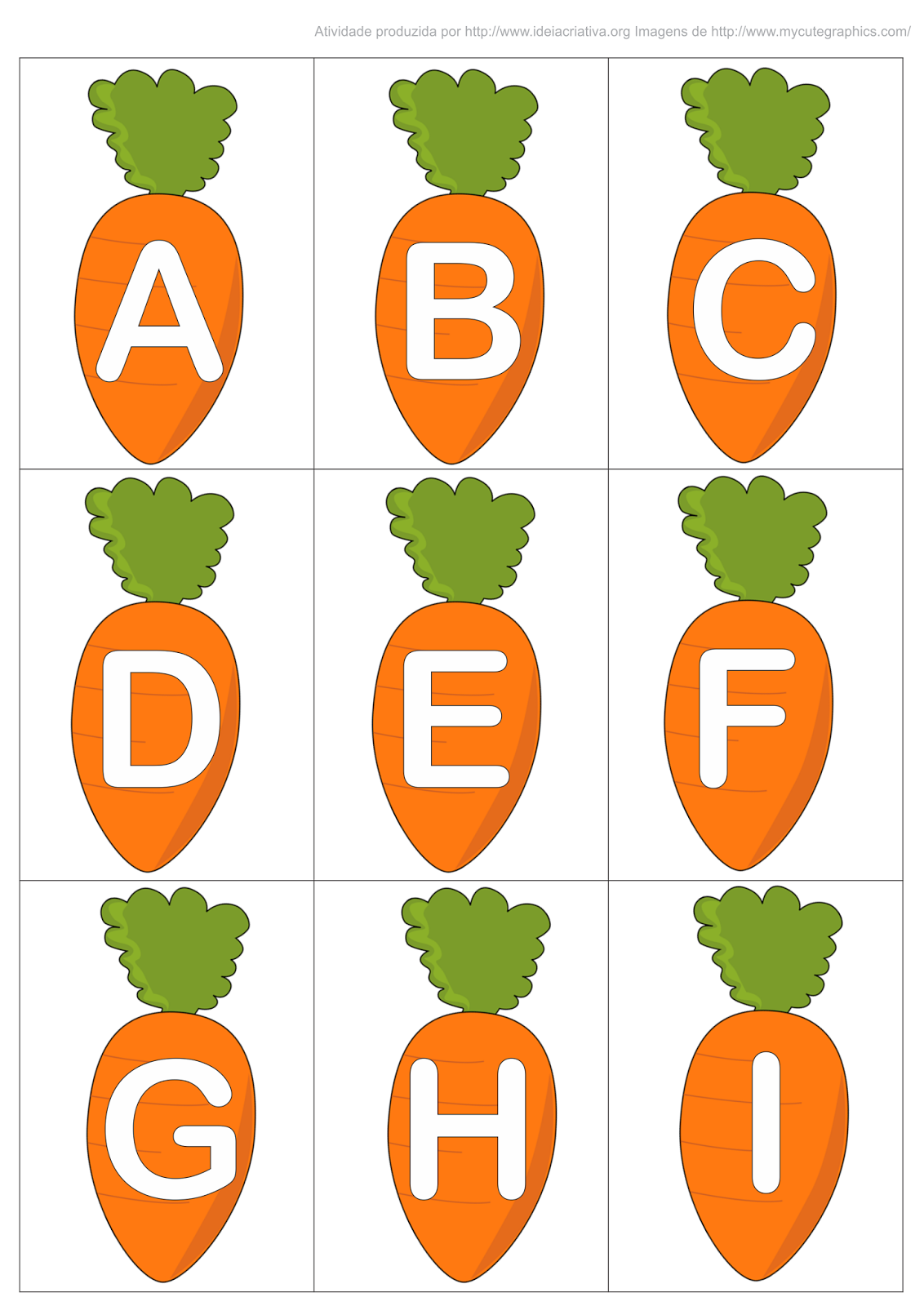 Atividade Numero E Quantidade Recorte E Colagem E Alfabeto Para
