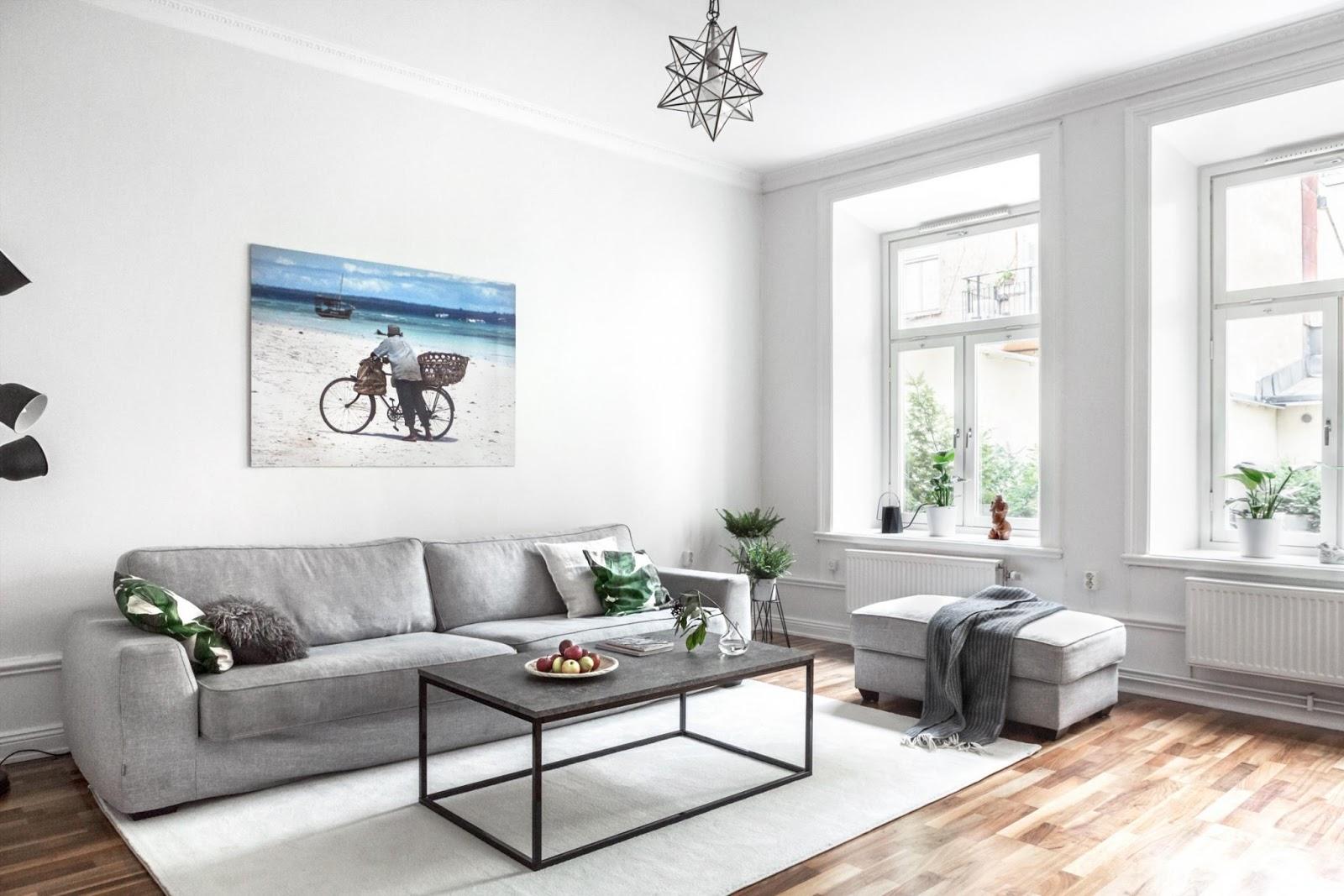 Muebles de sal n 10 autenticos salones de estilo nordico for Muebles de salon estilo vintage
