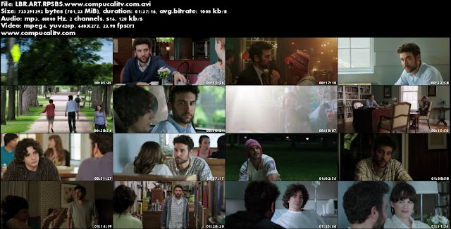 Liberal Arts DVDRip Subtitulos Español Latino Pelicula 2012