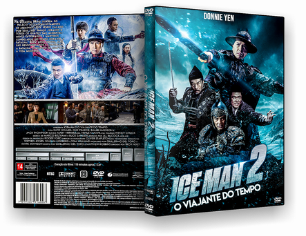 CAPA DVD – ICE MAN 2 2019 – ISO