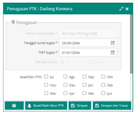 cara ubah data pribadi gtk dapodik 2019 c