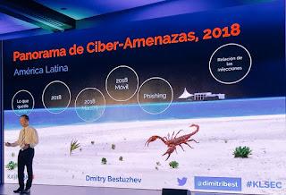 Latinos sofrem 9 ataques de malware por segundo