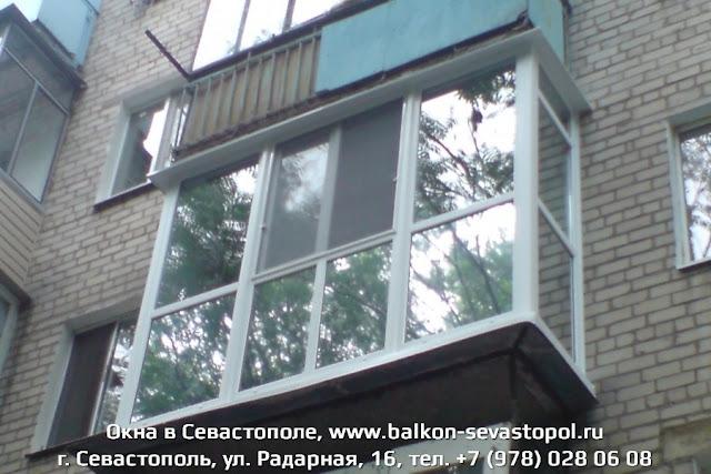 Производство окон Севастополь