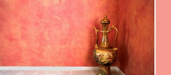 Disenyoss decoracion tecnicas de pintura decorativa - Pintura decorativa paredes ...