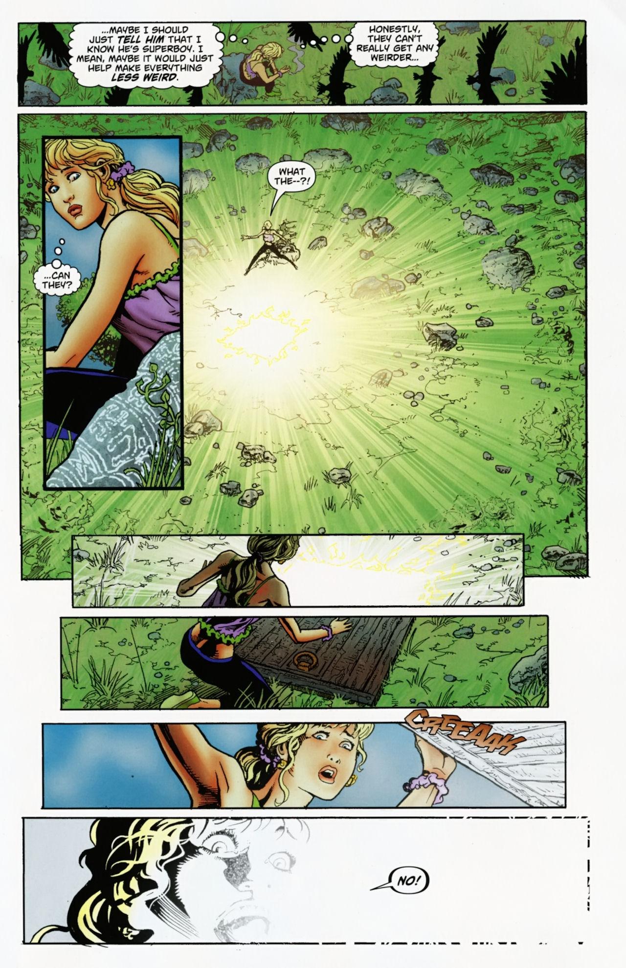 Superboy [I] Issue #8 #8 - English 35