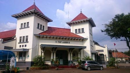 SMPN 5 Bandung tempat sekolah Iwan Fals
