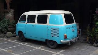 Fiat 600 Multipla 1958 .. Jenis Mobil Fiat Yang Sangat Langka