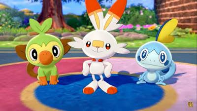 Pokémon Sword & Shield, novos vídeos promocionais são divulgados
