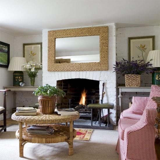 Nice Living Rooms: Nice Country Living Room