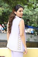 Tanya Hope in Crop top and Trousers Beautiful Pics at her Interview 13 7 2017 ~  Exclusive Celebrities Galleries 050.JPG