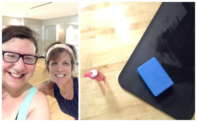 Yoga, #RealYouYMCA, and me