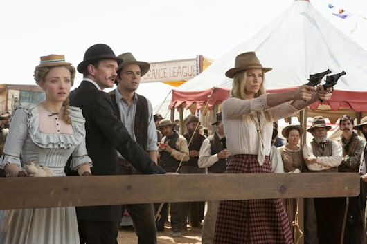 NEW STILL FROM A MILLION WAYS TO DIE IN THE WEST