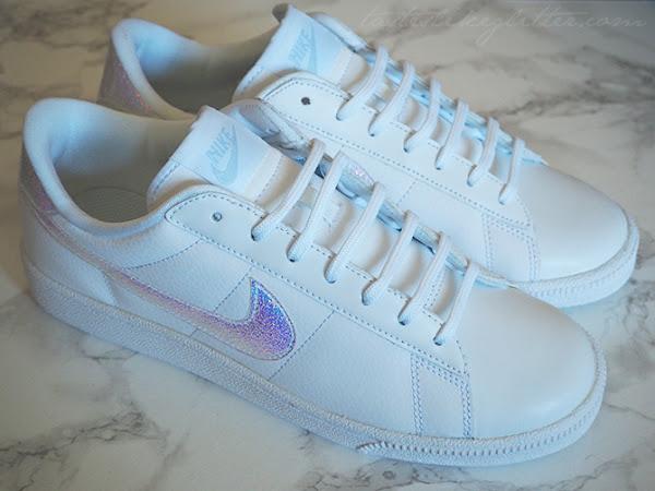 Nike Premium Tennis Classic Trainers.
