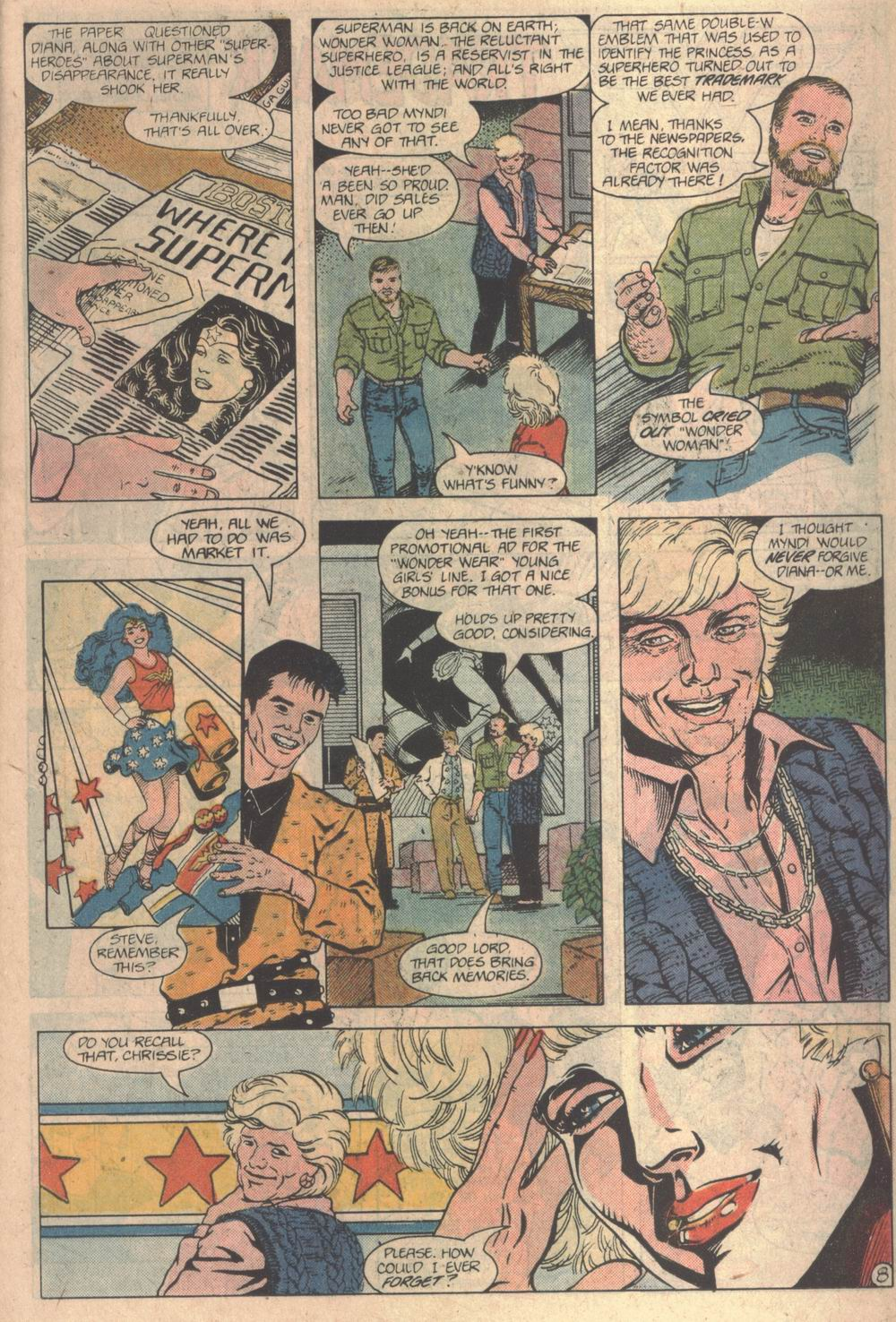 Read online Wonder Woman (1987) comic -  Issue # Annual 2 - 9