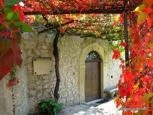 Provincia di Bologna: il borgo medievale di La Scola