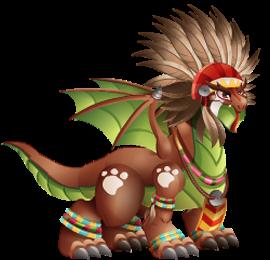 imagen del dragon apache de dragon city