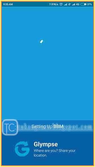 Cara Mendaftar BBM Android Samsung