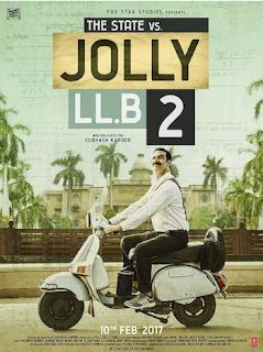 Jolly LLB 2 2017 Hindi 200MB pDVD HEVC Mobile