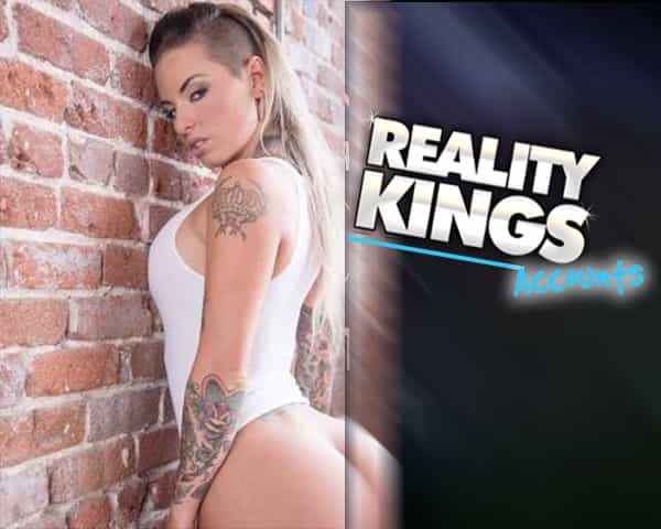 Realitykings free hacked accounts premium passwords