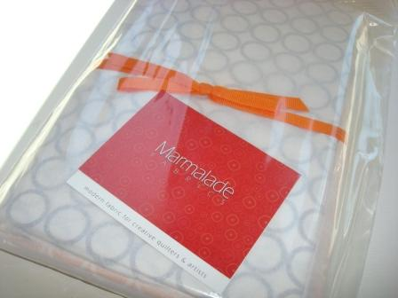 Metro Living yardage from Marmalade Fabrics