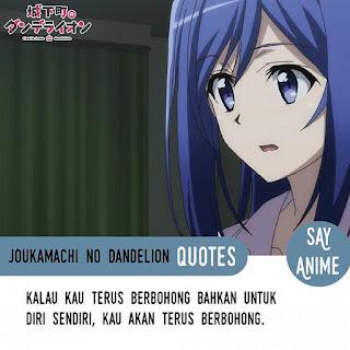 Quotes Dari Anime yang Akan membuktikan Semua
