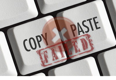 Membuat anti copy-paste pada posting blog