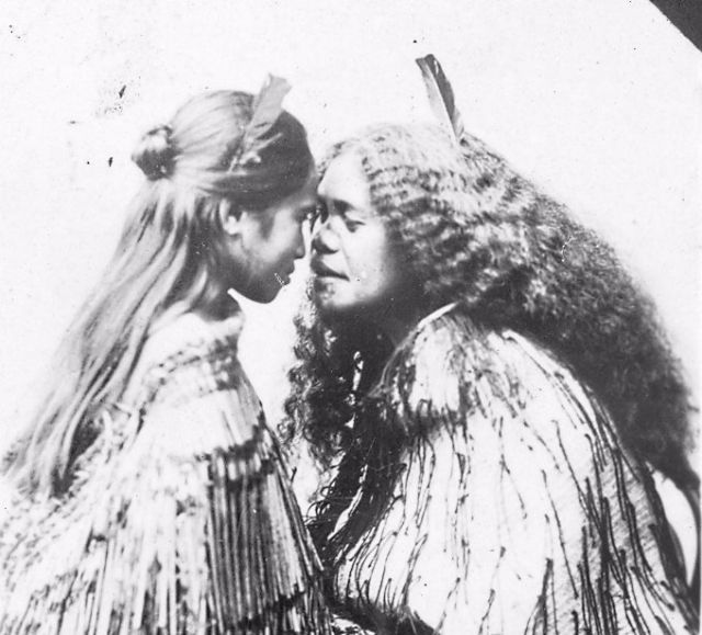 Maori History: Moko Kauae: 30 Incredible Portraits Of Maori Women With