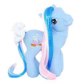 My Little Pony Marshmellow Coco Winter Ponies  G3 Pony