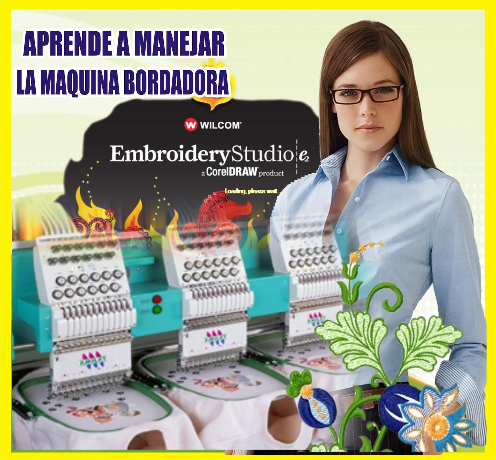 great deals 2017 get new 100% high quality Curso para aprender a Bordar logos y diseños computarizados ...