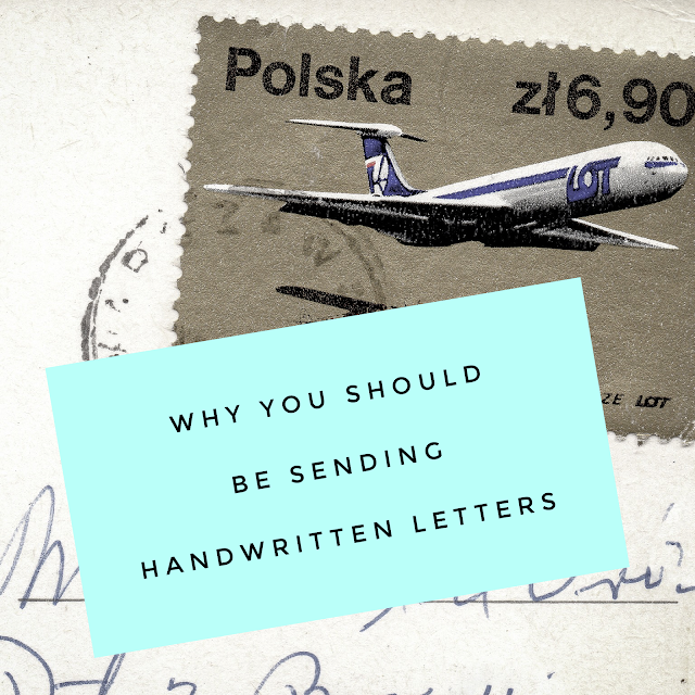 Why you should be sending handwritten letters