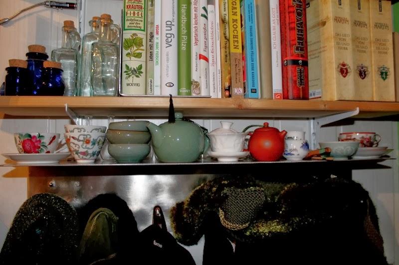 Meine Tee Ecke Teil 2 Atessas Kleine Tee Ecken