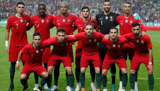لقاء اليوم 10/9/2019 مباراة البرتغال و ليتوانيا