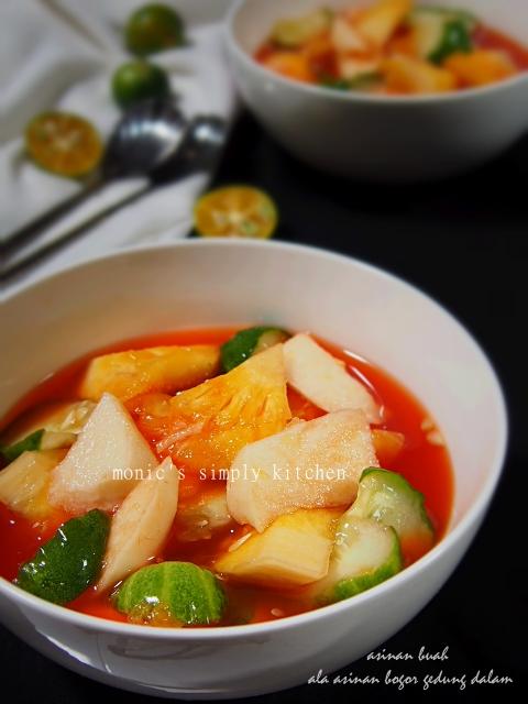 Resep Asinan Bogor : resep, asinan, bogor, Asinan, Bogor, Gedung, Dalam, Monic's, Simply, Kitchen