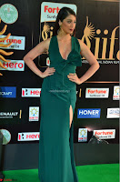 Laxmi Rai in a Deep neck Beautiful Green Gown Cute Actress Laxmi Rai ~  008.JPG