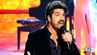 Shanti canta La Séptima Mayor de Pablo Lopez la voz directos