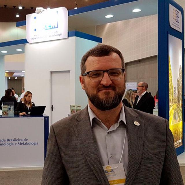Dr. Alexandre Hohl, vice-presidente da SBEM. Foto: Reprodução