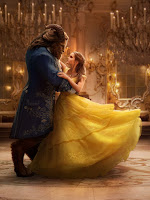 Beauty and the Beast Dan Stevens and Emma Watson Image 2 (2017) (2)