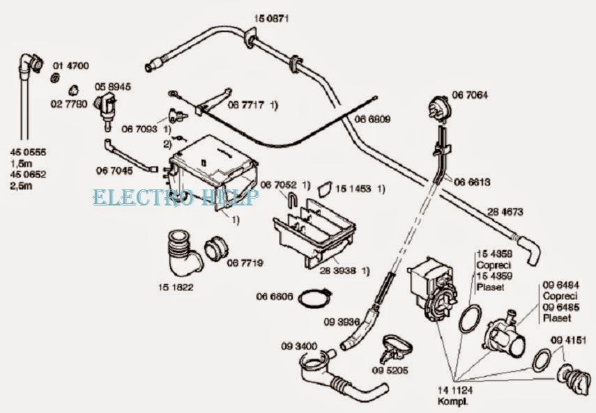 Videocon Washing Machine Wiring Diagram : 39 Wiring